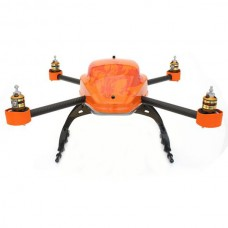 Droidworx CX4 Quadcopter Frame RC Multicopter Support GoPro/Contour Tau/FLIR