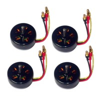 F4006-680 680KV Disk Type Brushless Outrunner Motor For RC Quadcopter Multicopter 4-Pack