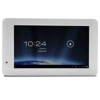 "TR-A130 Android 4.0 7"" Capacitive Touch Screen Wifi Allwinner A13 1.5GHz Tablet PC-White 8G"