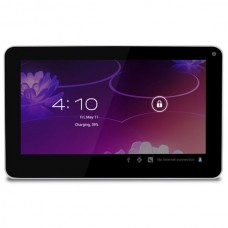"T900 Android 4.0 2160P 9.0"" Capacitive Screen Allwinner A15 Camera Tablet PC White 8GB"