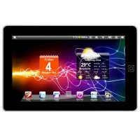 "TR-111 Android 2.3 2160P 10.2"" Touch Screen 1.3 Mega Pixels Camera Tablet PC-8GB"