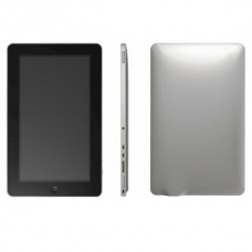 """TR-A10E Android 4.0 10.2"""" Multi-Touch Screen 1.3 Mega Pixels Camera Tablet PC- Silver 4GB"""