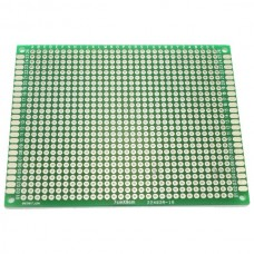 7cm x 9cm Double-sided Solderable Prototype PCB Board Breadboard 5pcs