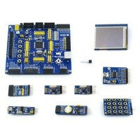 OpenM128-A ATmega128 mega128 AVR Evaluation Development Board + 8 Accessory Kits