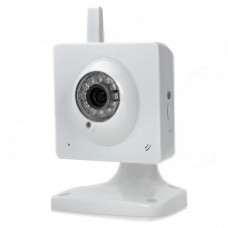 SDV051 720P CMOS Surveillance Security IP Network Camera 12-IR LEDs Support 32GB TF