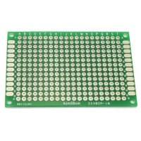 4cm x 6cm Double-sided Solderable Prototype PCB Board Breadboard 5pcs