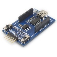 FT232RL Mini USB to serial Breakout Board Support XBee USB Adapter