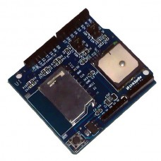 LinkSprite GPS Shield With SD Card Slot for Arduino
