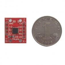 DMARD03 Low-g Tri-axial Digital Accelerometer I2C/SPI Port
