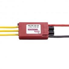 Kontronik Heli Jive 120+ HV Brushless ESC Electric Speed Controller 16-50V 120A