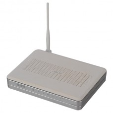 ASUS WL-600g All-in-1 Wireless ADSL2/2 Home Gateway with 5dB Antenna