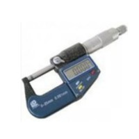 "LCD 0-1"" 0-25mm/0.001mm Electronic Digital Micrometer Meter Outside Large"