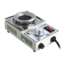 ST-11C 220V 100W Solder Pot Solder Machine Soldering Desoldering Bath 38mm