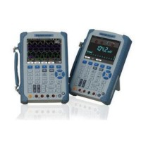 Portable Handheld Oscilloscope Scopemeter DSO1060 60Mhz Multimeter