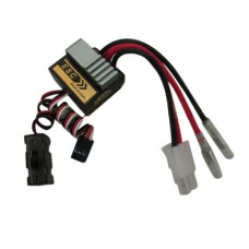 320A Brushed Brush Speed Controller ESC 1/8 1/10 RC Car Truck Buggy Car Boat