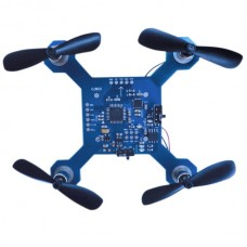 Miniature Four-axis Flight Control Nine-axis Module STM32 + MPU6050 HMC5883L