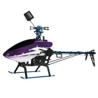 Metal Carbon TREX 500 3D Helicopter Kit without Canopy & Main Blade ARF
