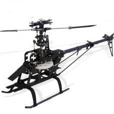 6CH Carbon Fiber T-rex 450 V2 RC Helicopter KIT