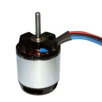 Hobbylord HL2815X-6 Brushless Motor 2000KV for 450 Class Helicopter