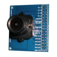 OV6620 C3088 Digital CMOS Camera Output for AVR MCU 3.3V-5V