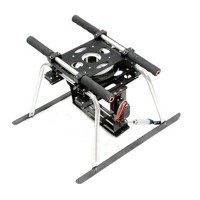 Professional 2-Axis 360 Deg Camera PTZ XM-FC2X for Align TREX T-rex 550 600 700 Helicopter