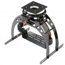 SIGMA FC3X-360CM Multirotor 3-Axis Pan/Tilt/Zoom Camera Mount w/4 Servos for FPV