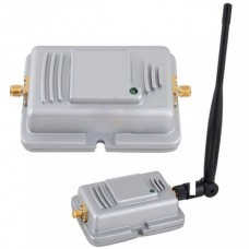 2W Wifi Wireless Broadband Amplifier Router 2.4Ghz Power Range Signal Booster