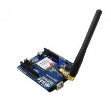 SIM900 GSM/GPRS shield for Arduino - IComSat v1.1