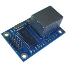 ENC28J60 Ethernet Board TCPIP w/ 51 AVR ARM STM32 Code