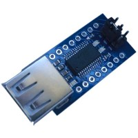 USB2TTL USB to TTL Converter Support 3.3V 5V Dual Power Supply FT232RL Arduino FTDI