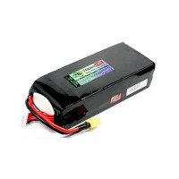 A.K.E DRAGON 22.2V 10000mAh 15C li-po Battery for DJI S800
