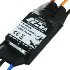 DUALSKY XC-65-Lite Brushless ESC 65A for Multicopter and Heli