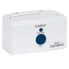 8618SUS3 ORICO USB3.0 SATA Hard Disk HDD Docking Station External 3.5&2.5 eSATA-White