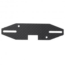 Carbon Fiber Fixing Plate for Rabbit Ultrasonic Distance Measuring Module Compatible with ATG Quadcopters