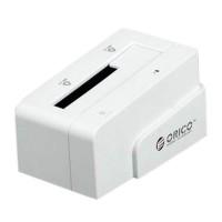 "ORICO 6618US USB2.0 2.5""&3.5"" 3TB SATA HDD Hard Drive Docking Station-White"