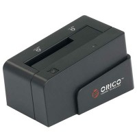 "ORICO 6618US3 USB3.0 2.5""&3.5"" 3TB SATA HDD Hard Drive Docking Station-Black"