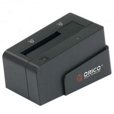 "ORICO 6618US3 USB3.0 2.5""&3.5"" 3TB SATA HDD Hard Drive Docking Station-Black"