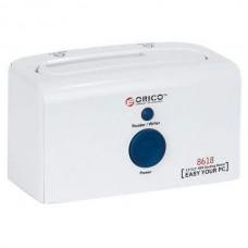 ORICO 8618sus 2.5' & 3.5' SATA USB 2.0 HDD Docking Station-White