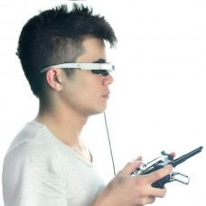 Hubsan FPV Virtual Video Goggles Glasses - First Person View
