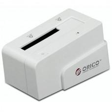 "ORICO 6618US3 USB3.0 2.5""&3.5"" 3TB SATA HDD Hard Drive Docking Station-White"