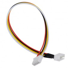 Balance Charge Extension Cable 2.0mm Pitch 20cm Length 5-Pack
