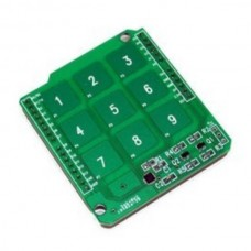 3x3 Key Button Touch Shield for Arduino Capacitive Touch Panel