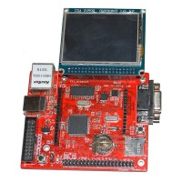Spruce - STM32 ARM Cortex Arduino Compatible Board with LCD