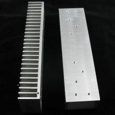 Aluminum Heatsink for L6 L12-2 MX50 Power Amplifier 1pc