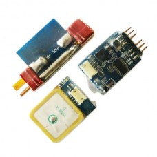 Skylark Tiny OSD III 10Hz GPS with Barometer (with USB cable)