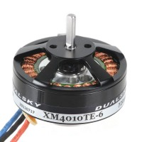 DUALSKY XM4010TE-6 720KV Outrunner Brushless Disk Type Motor for Multi-rotor