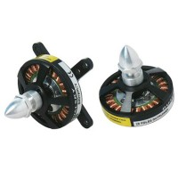 DUALSKY XM4010TE-7 620KV Outrunner Brushless Disk Type Motor for Multi-rotor