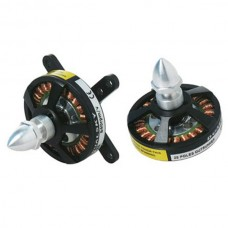 DUALSKY XM4005TE-13 840KV Outrunner Brushless Disk Type Motor for Multi-rotor