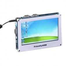 FriendlyARM Micro2440 + 7' TFT Touch Screen LCD 400MHz S3C2440 256M ARM9 Development Board