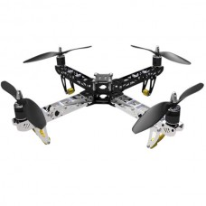 ST450 Folding Quadcopter ARF Aircraft 450mm Wheelbase Aluminum Multicopter w/ Flight Control